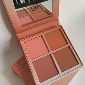BNIB Anastasia Beverly Hill Radiant Blush Kit